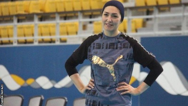 """Nữ VĐV bóng chuyền Afghanistan chia sẻ về cuộc sống """"địa ngục"""" dưới thời Taliban - Ảnh 2."""