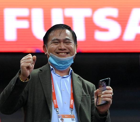"""ĐT futsal Việt Nam """"gây sốc"""" World Cup và chuyện bây giờ mới kể - Ảnh 3."""