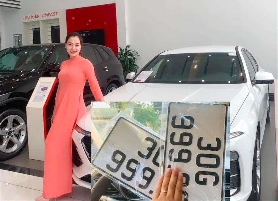 Đấu giá biển số xe sẽ do một Công ty tổ chức đấu giá công khai - Ảnh 1.