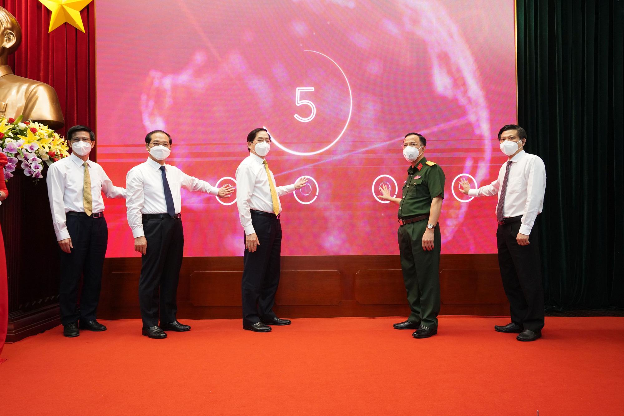 Viettel chính thức khai trương mạng 5G tại tỉnh Bà Rịa – Vũng Tàu - Ảnh 2.