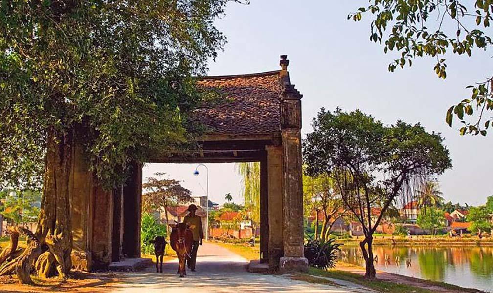 Du lịch Hà Nội: Khởi động tour caravan Đường Lâm - Ảnh 1.
