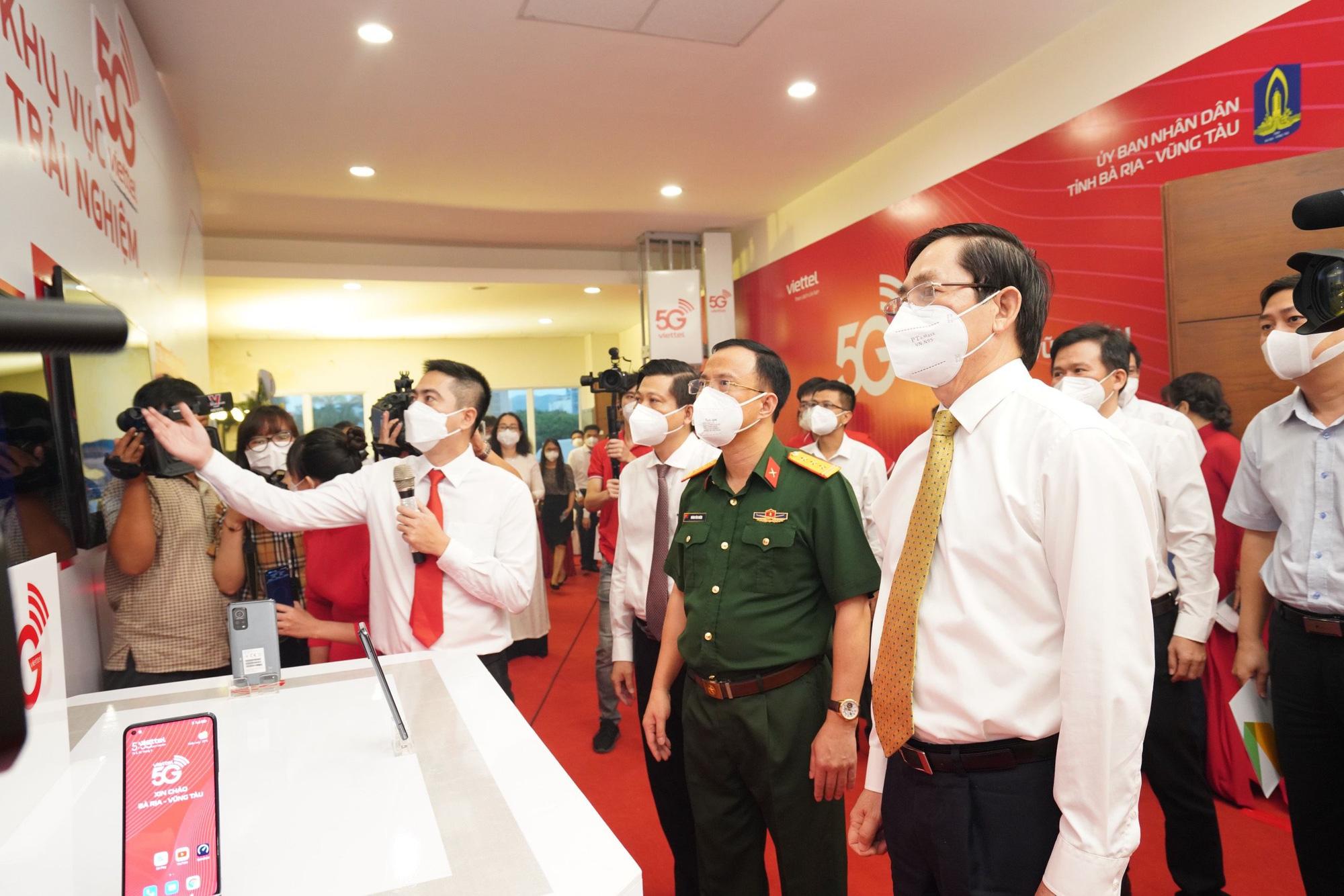Viettel chính thức khai trương mạng 5G tại tỉnh Bà Rịa – Vũng Tàu - Ảnh 3.