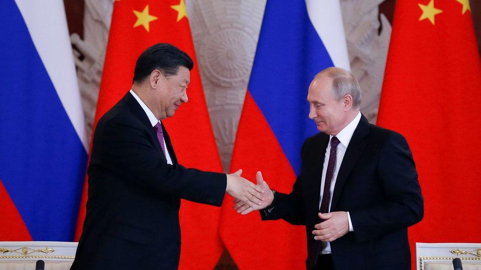 Ông Putin đã hứa gì mà ông Tập Cận Bình thấy an tâm đến vậy? - Ảnh 1.