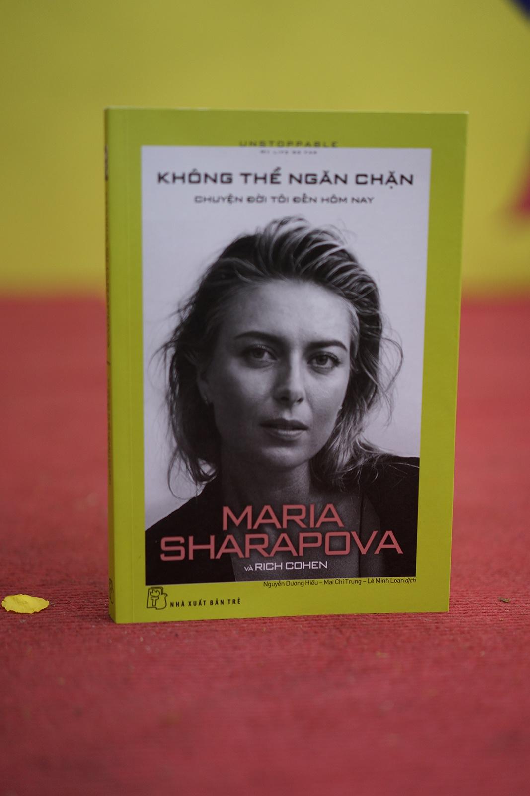 """""""Búp bê Nga"""" Maria Sharapova bắt đầu với cây vợt quá khổ như thế nào? - Ảnh 1."""