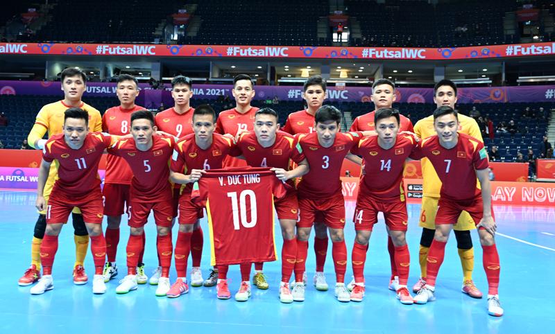 """ĐT futsal Việt Nam """"gây sốc"""" World Cup và chuyện bây giờ mới kể - Ảnh 2."""