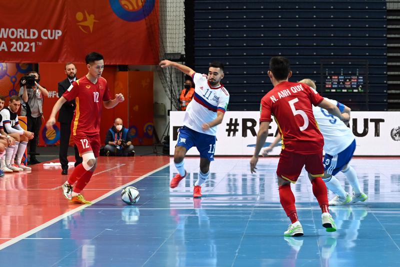 """ĐT futsal Việt Nam """"gây sốc"""" World Cup và chuyện bây giờ mới kể - Ảnh 1."""
