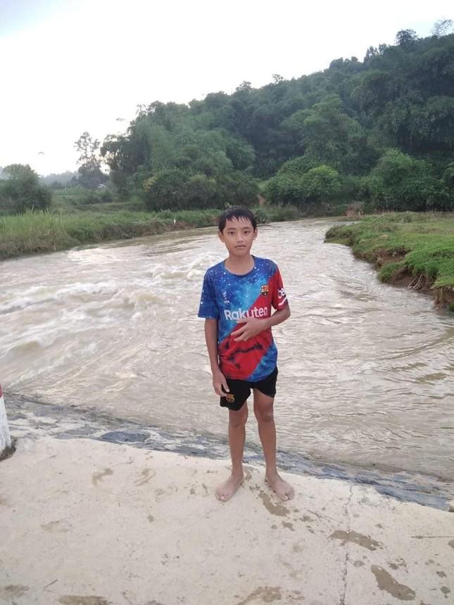 Thanh Hóa: Nam sinh lớp 7 cứu em nhỏ thoát khỏi đuối nước - Ảnh 1.