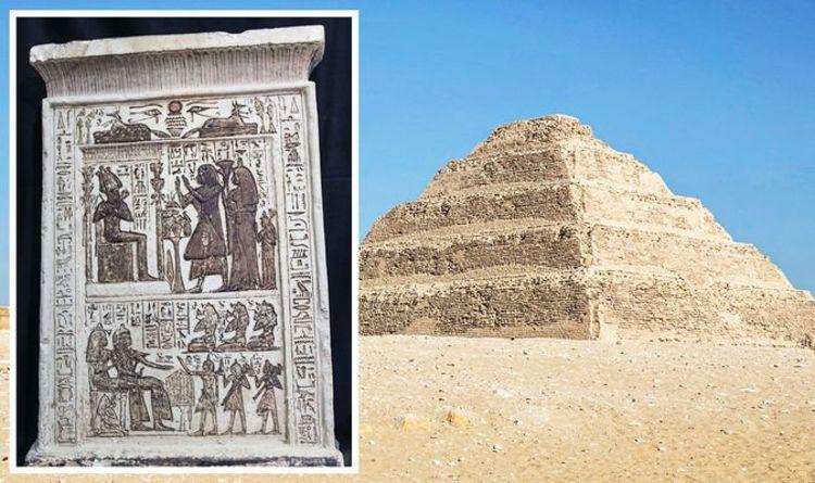 """Phát hiện ra hầm mộ Ai Cập ẩn chứa bí mật về """"ngành công nghiệp chết chóc"""" - Ảnh 1."""