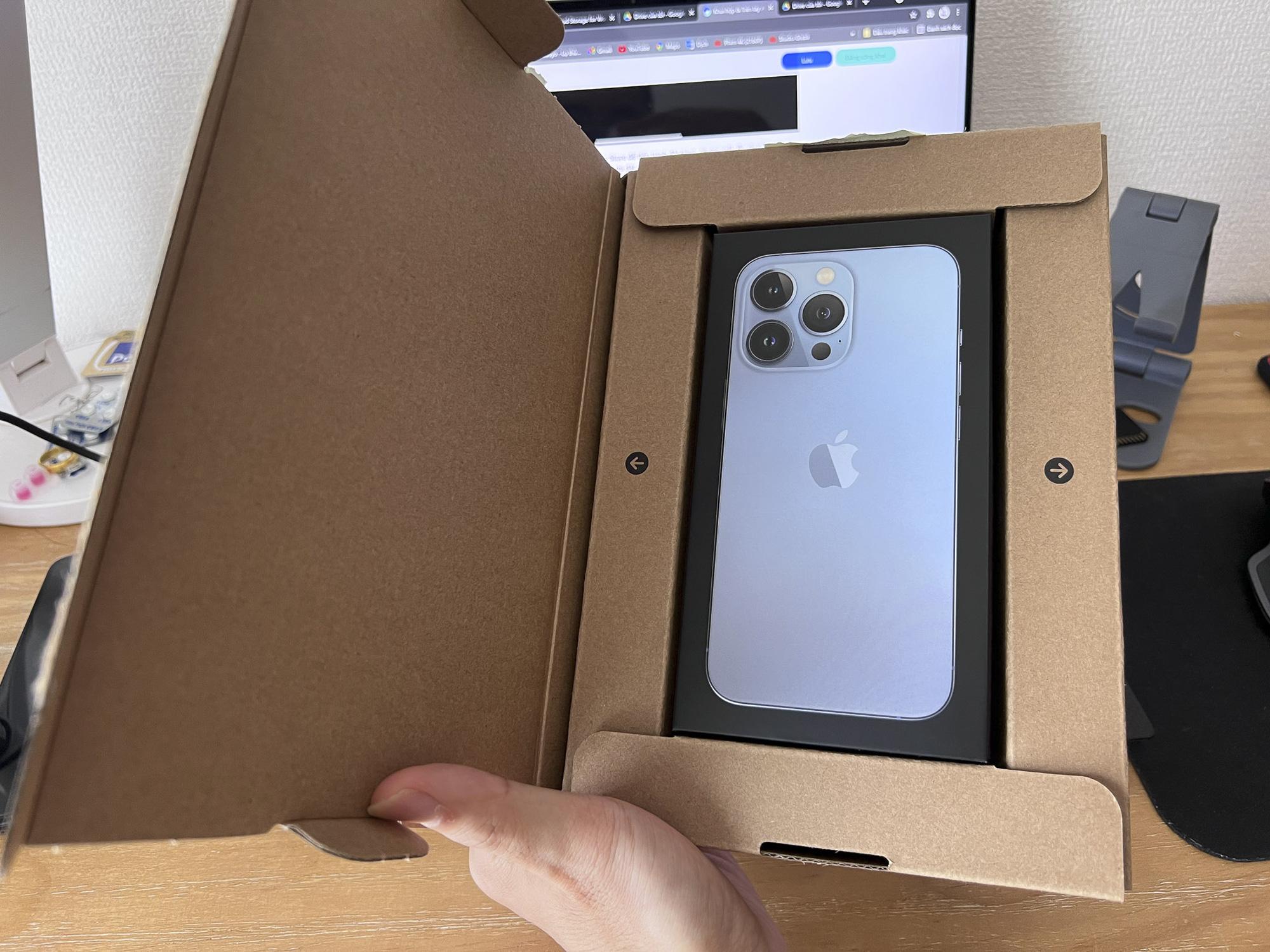 Chương trình đặt cọc iPhone 13 sẽ được Apple triển khai trở lại tại thị trường Việt Nam vào đầu tháng 10/2021. Ảnh: @Google.