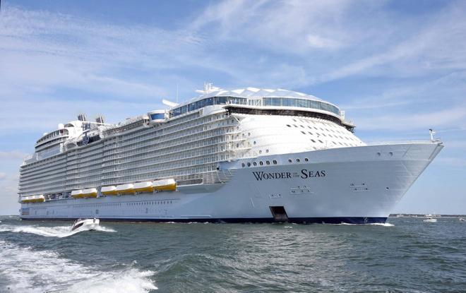 Đây là con tàu du lịch lớn nhất thế giới, có thể đón 7.000 khách cùng 2.300 thủy thủ đoàn - Ảnh 6.