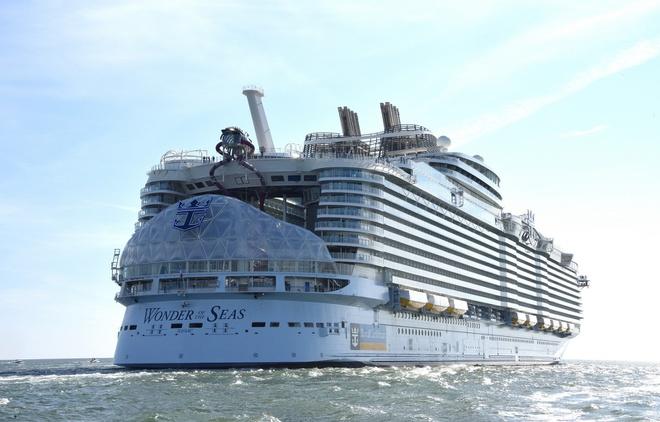Đây là con tàu du lịch lớn nhất thế giới, có thể đón 7.000 khách cùng 2.300 thủy thủ đoàn - Ảnh 7.