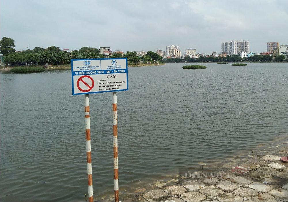 Hà Nội: Hàng trăm người câu cá tại hồ Định Công, ai chịu trách nhiệm? - Ảnh 4.