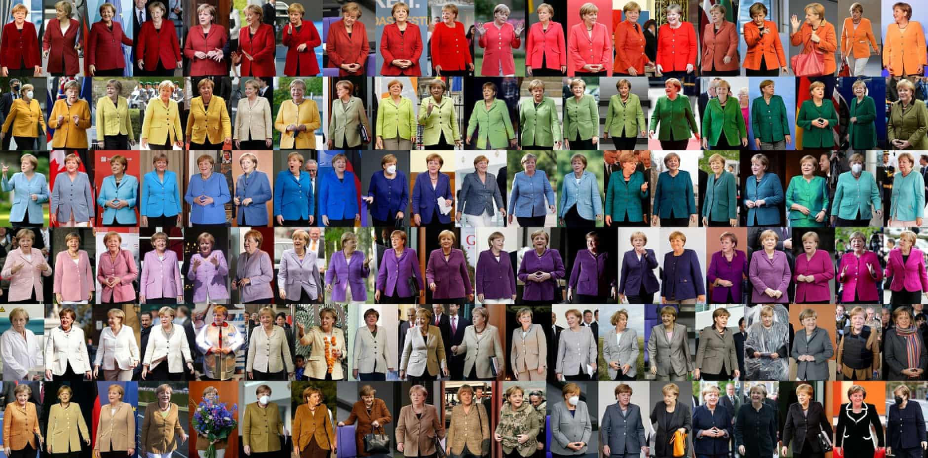 Tất cả những gì thế giới muốn biết về bà Angela Merkel đều có ở đây - Ảnh 3.