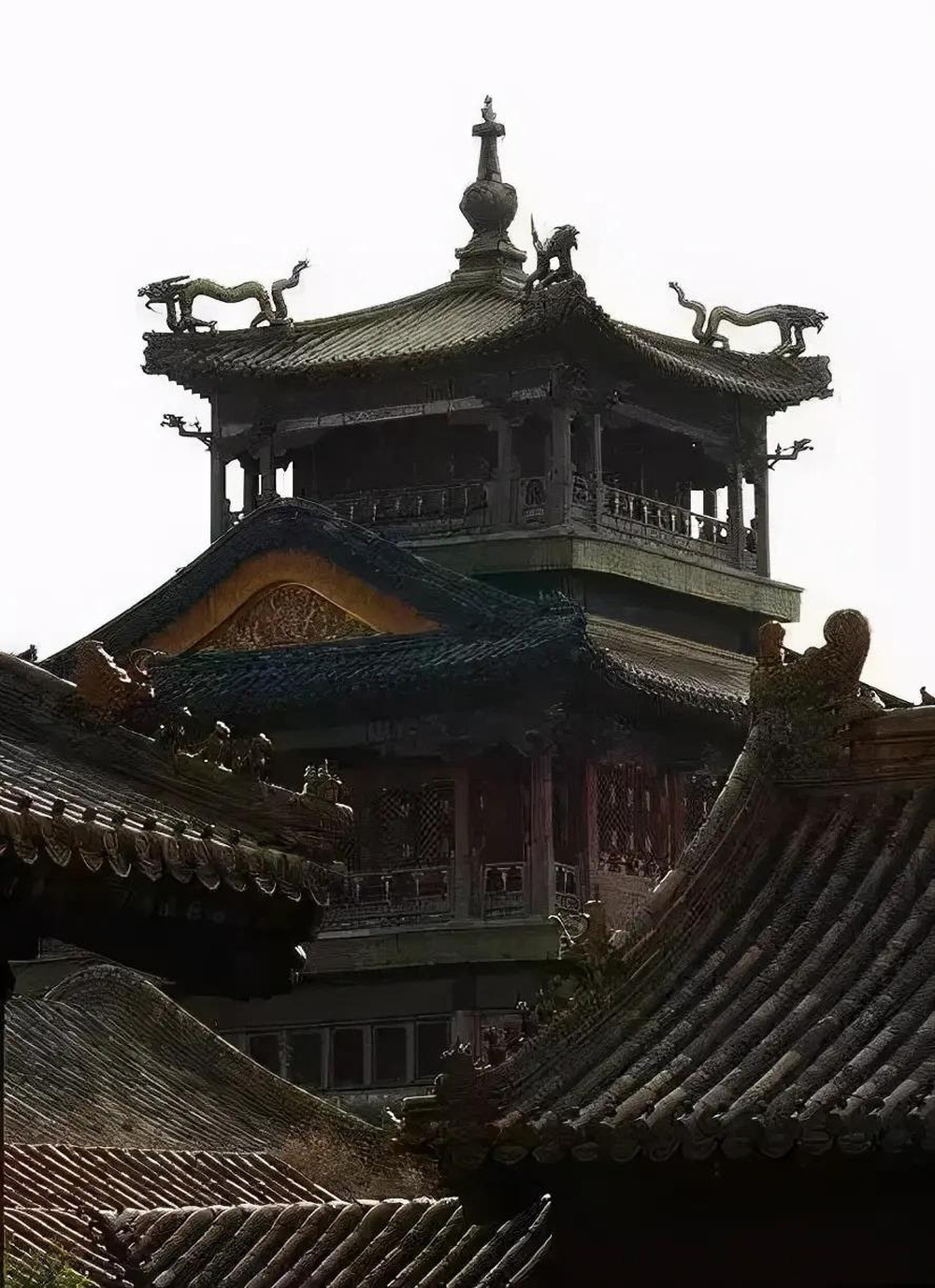 3 cung điện bí ẩn nhất Tử Cấm Thành: Vì sao đến nay chưa 1 lần mở? - Ảnh 2.