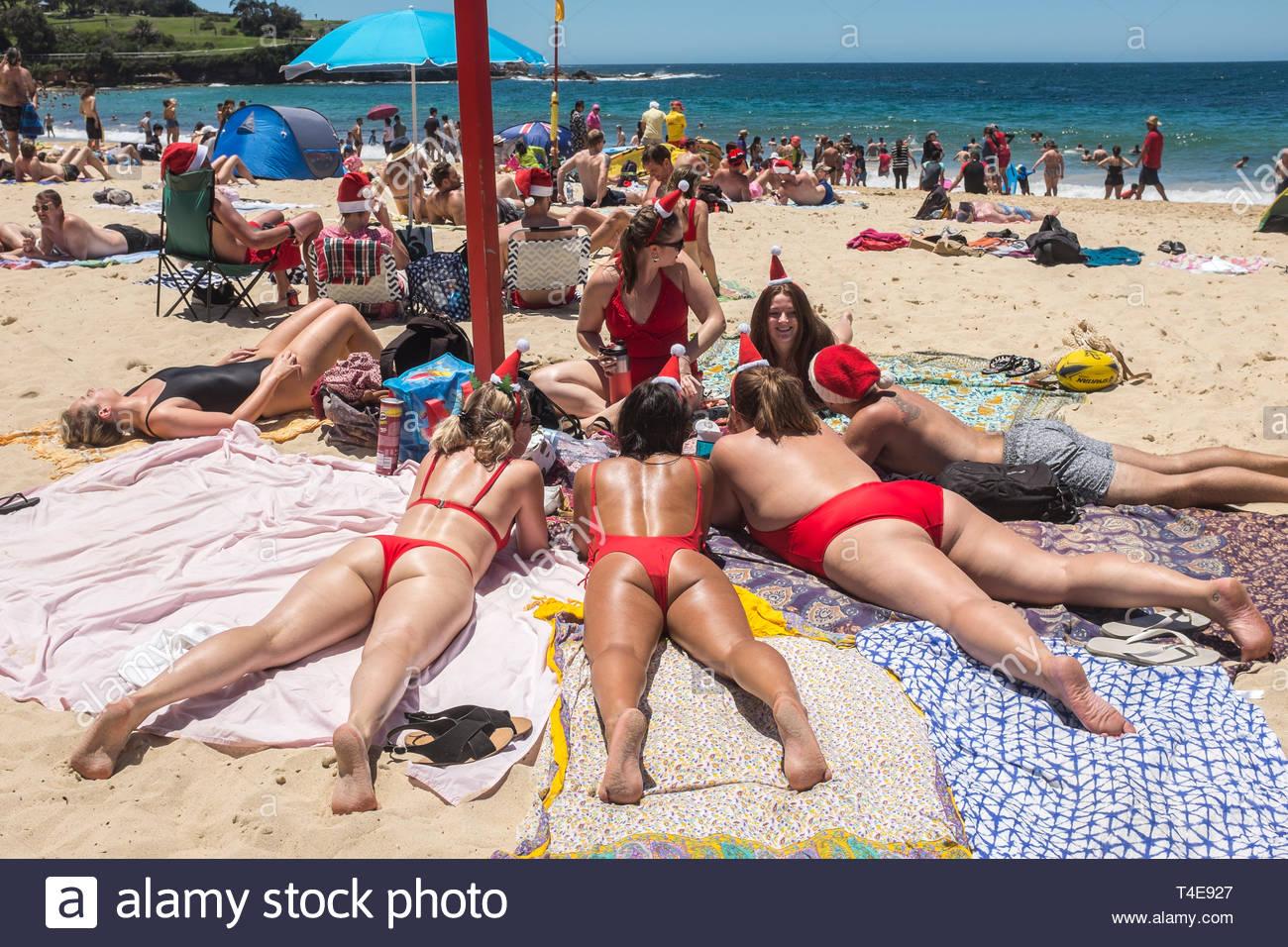 """Australia: Đếm ngược thời gian kích hoạt """"lộ trình tự do"""" với các """"chân dài bikini sexy"""" lại tràn xuống bãi biển - Ảnh 4."""