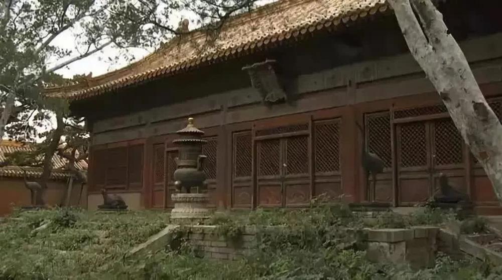 3 cung điện bí ẩn nhất Tử Cấm Thành: Vì sao đến nay chưa 1 lần mở? - Ảnh 4.