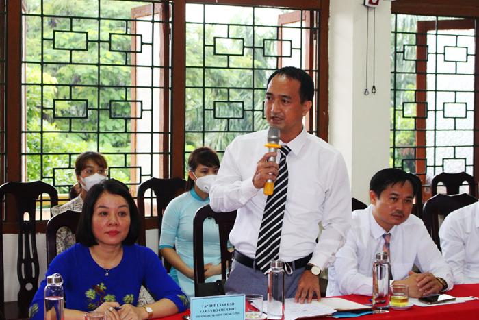 Bộ trưởng, Chủ nhiệm UBDT Hầu A Lềnh: Cần tính đến bài toàn quy hoạch hệ thống các thường phổ thông dân tộc nội trú - Ảnh 2.