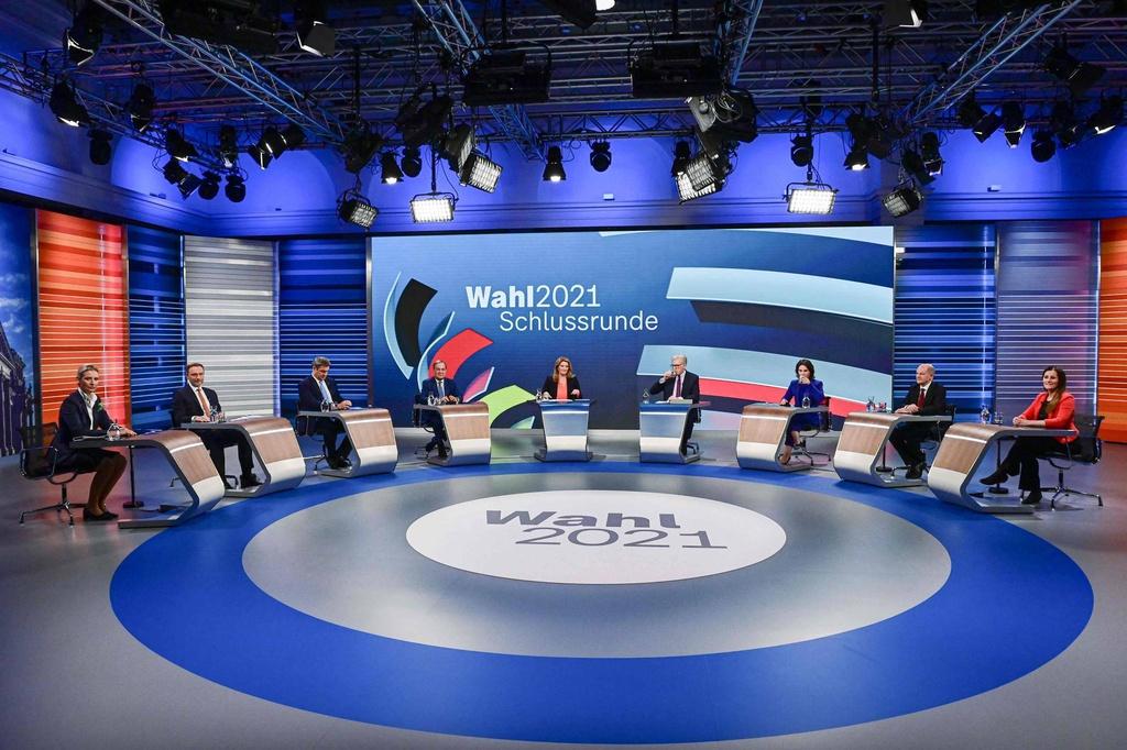 Bầu cử Đức: Chưa bỏ phiếu đã biết kết quả trước 2 ngày - Ảnh 1.