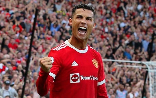 Tuyên bố treo giày ở M.U, Ronaldo khiến CĐV mừng như vớ được vàng - Ảnh 1.