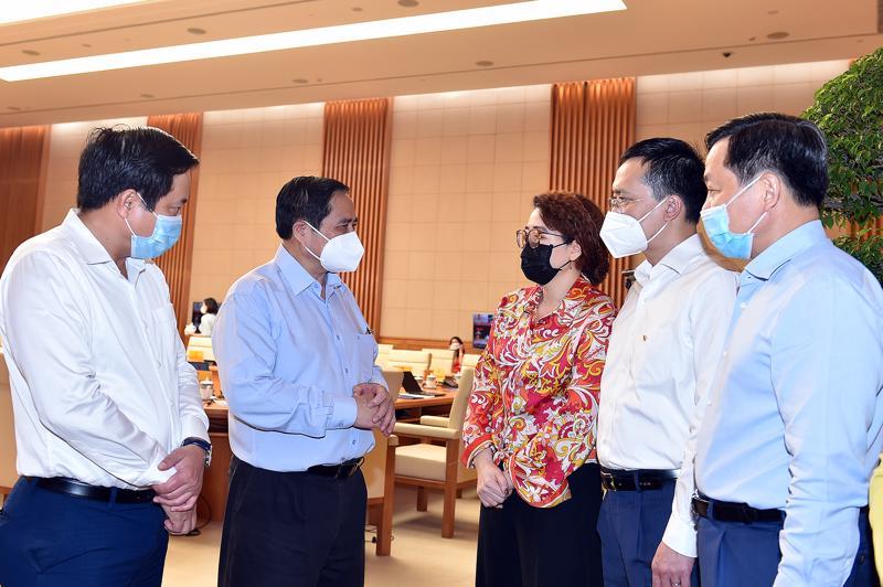 Bộ trưởng Nguyễn Chí Dũng: Hàng nghìn tỷ đồng đã và đang hỗ trợ doanh nghiệp - Ảnh 2.