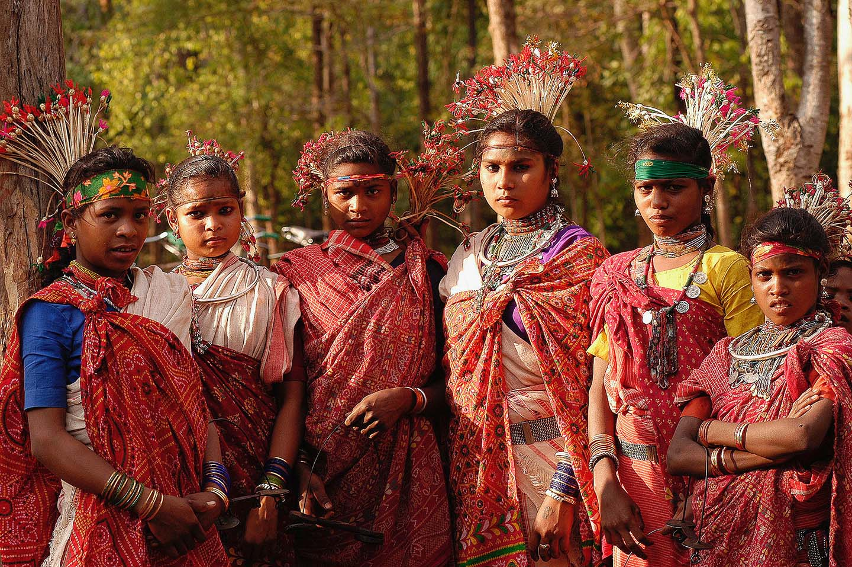Tập tục kết hôn cận huyết và cách đặt tên kỳ lạ cho trẻ sơ sinh của bộ lạc Baiga - Ảnh 1.