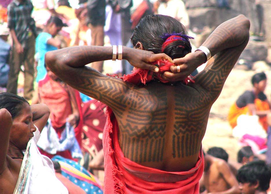 Tập tục kết hôn cận huyết và cách đặt tên kỳ lạ cho trẻ sơ sinh của bộ lạc Baiga - Ảnh 4.