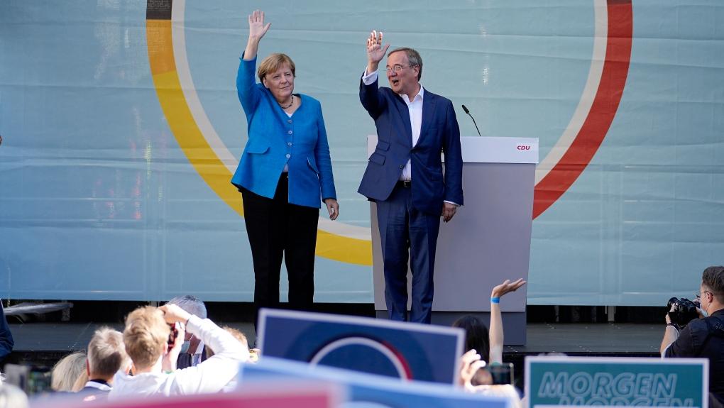 """Châu Âu """"dằn mặt"""" Nga vì sợ điều này trong ngày bầu cử ở Đức - Ảnh 1."""