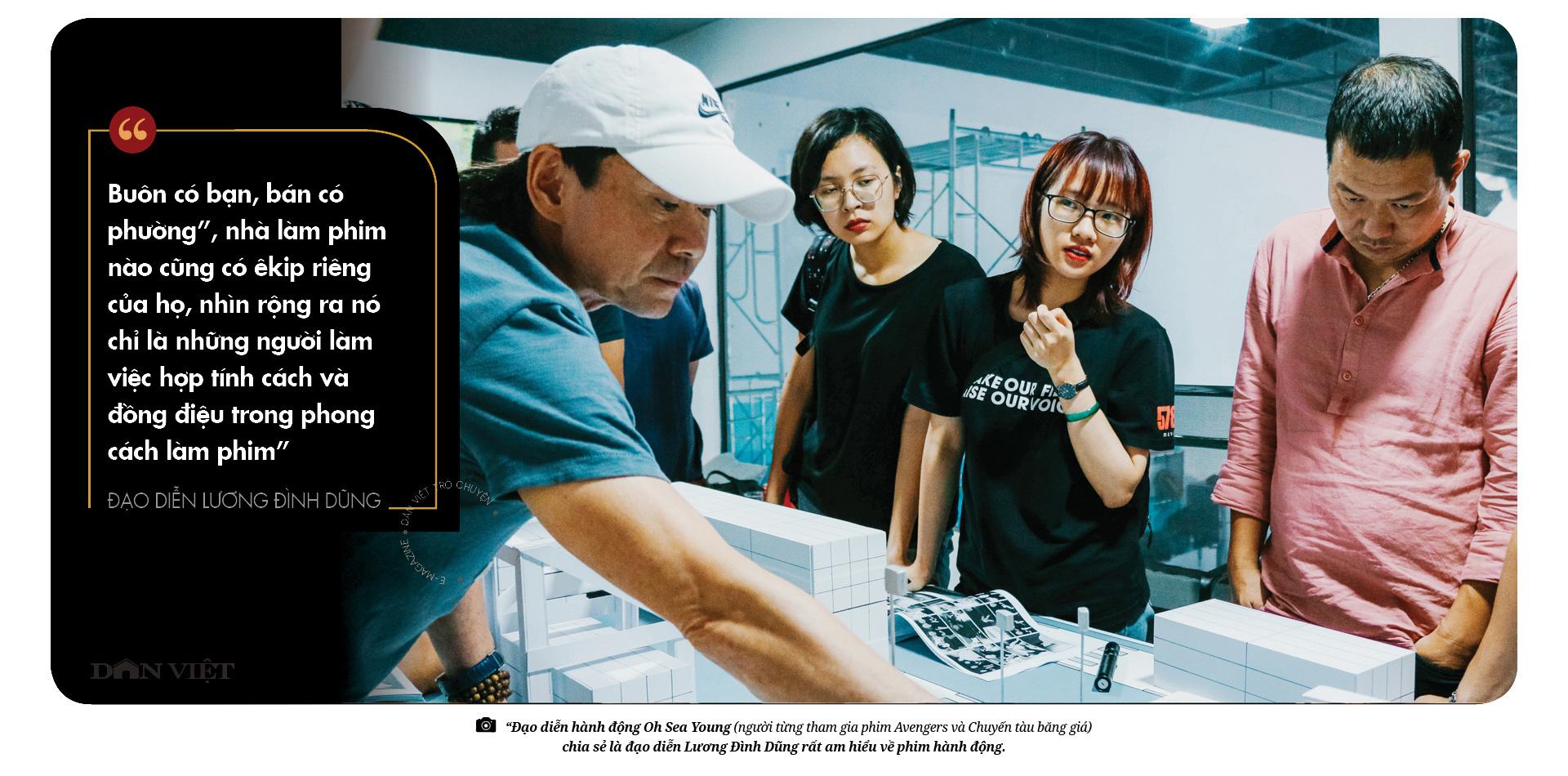 Đạo diễn Lương Đình Dũng: Sở trường của tôi là phim kinh dị và hành động  - Ảnh 7.