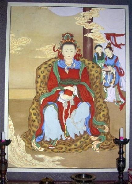 Nữ hoàng đế đầu tiên của Hàn Quốc: Tài thao lược hiếm có - Ảnh 1.