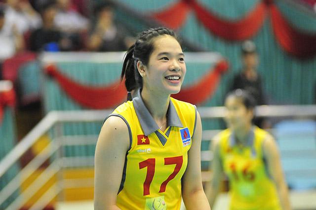 """5 """"ngôi sao cô đơn"""" của bóng chuyền nữ Việt Nam - Ảnh 3."""