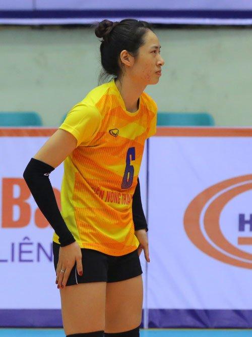 """5 """"ngôi sao cô đơn"""" của bóng chuyền nữ Việt Nam - Ảnh 4."""