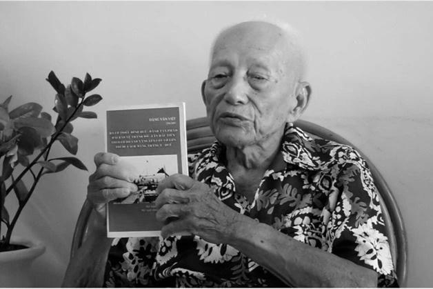 """Trung tá Đặng Văn Việt - """"Hùm xám đường số 4"""" qua đời - Ảnh 1."""