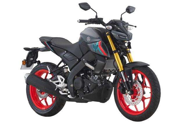 Yamaha MT-15 2021 ra mắt với 3 tùy chọn màu sắc, giá 65 triệu đồng - Ảnh 2.