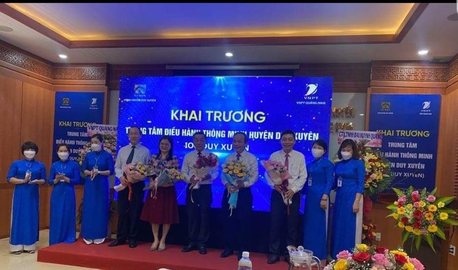 Quảng Nam: Xây dựng Trung tâm Điều hành thông minh nhằm nâng cao năng lực trong hoạt động quản lý, điều hành - Ảnh 3.