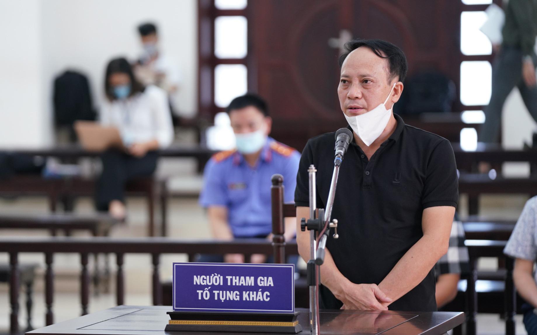 Xử vụ Ethanol Phú Thọ: Vì sao Giám đốc Công ty Mai Phương đề nghị bồi thường thay cho Trịnh Xuân Thanh?