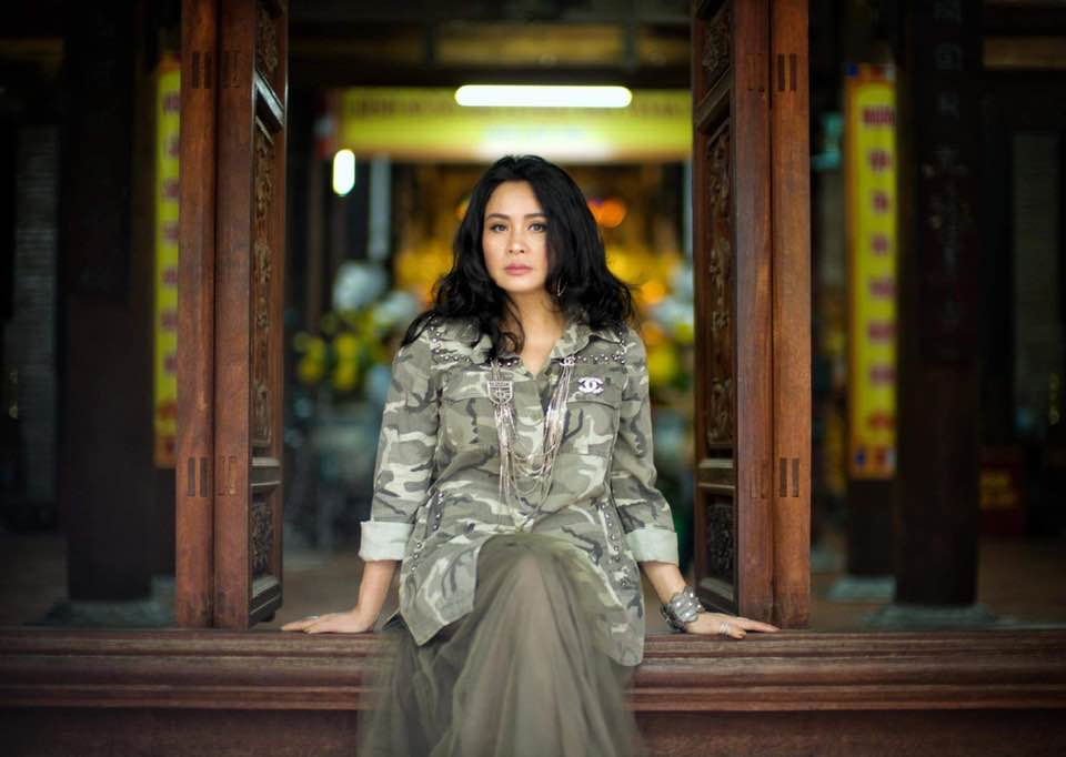 Ca sỹ Thanh Lam: Chờ cơn mưa bình minh - Ảnh 1.