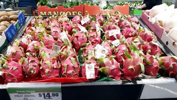 """Loại hoa quả này của Việt Nam được đánh giá """"5 sao"""" tại Australia - Ảnh 1."""