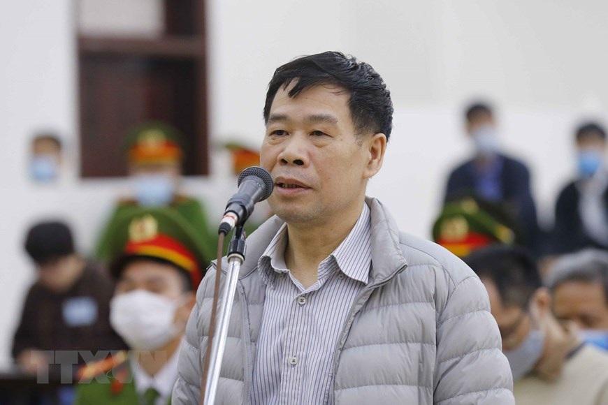 Vụ Ehtanol Phú Thọ: 6 đồng phạm cùng tội danh với ông Đinh La Thăng hầu tòa phúc thẩm - Ảnh 3.
