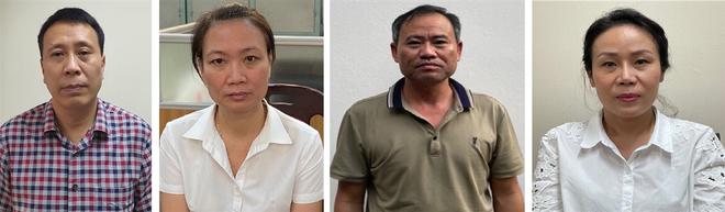 Bắt Giám đốc thuộc Sở Xây dựng Hà Nội gây thiệt hại hàng tỉ đồng - Ảnh 1.