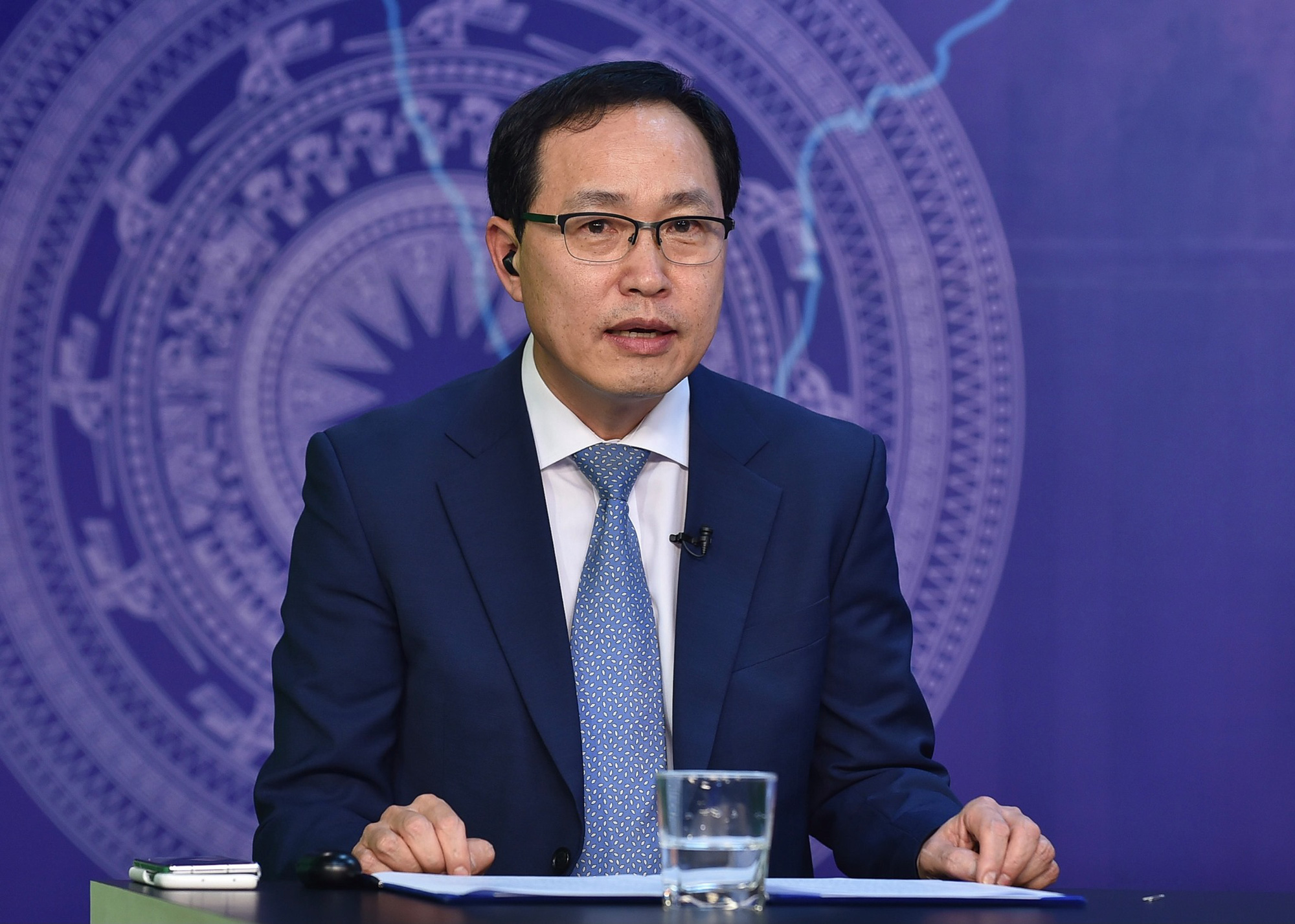 CEO Samsung Việt Nam tiết lộ về dự án đầu tư 220 triệu USD tại Hà Nội, sắp khánh thành năm 2022 - Ảnh 1.