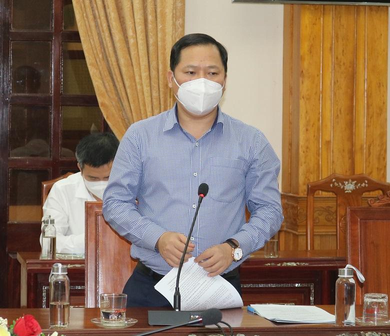 """7 Giám đốc Sở tham gia Tổ công tác """"đặc biệt"""" của Chủ tịch Bình Định - Ảnh 3."""