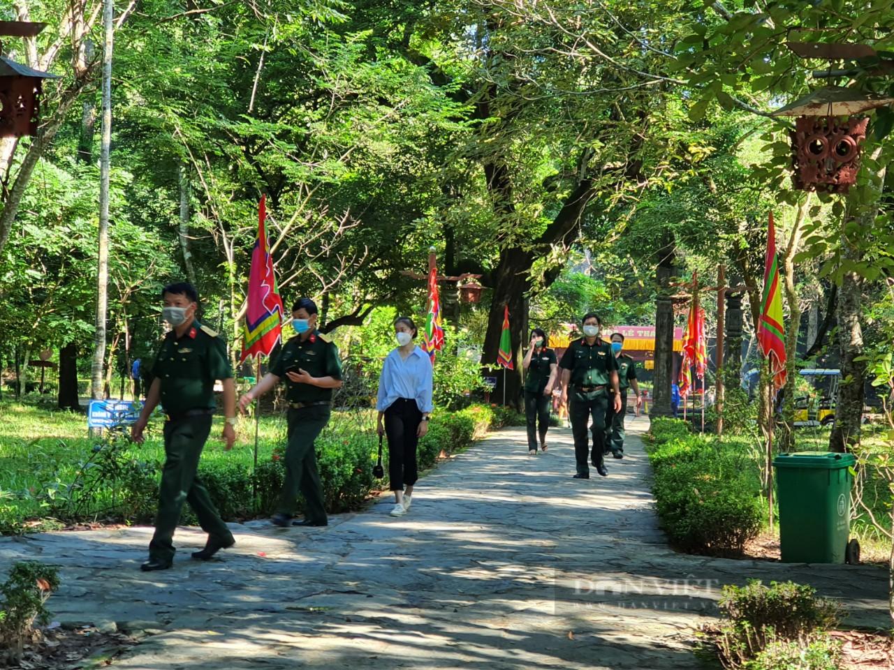 Lễ hội Lam Kinh 2021 không tổ chức phần hội, bảo đảm an toàn phòng chống dịch Covid-19 - Ảnh 2.