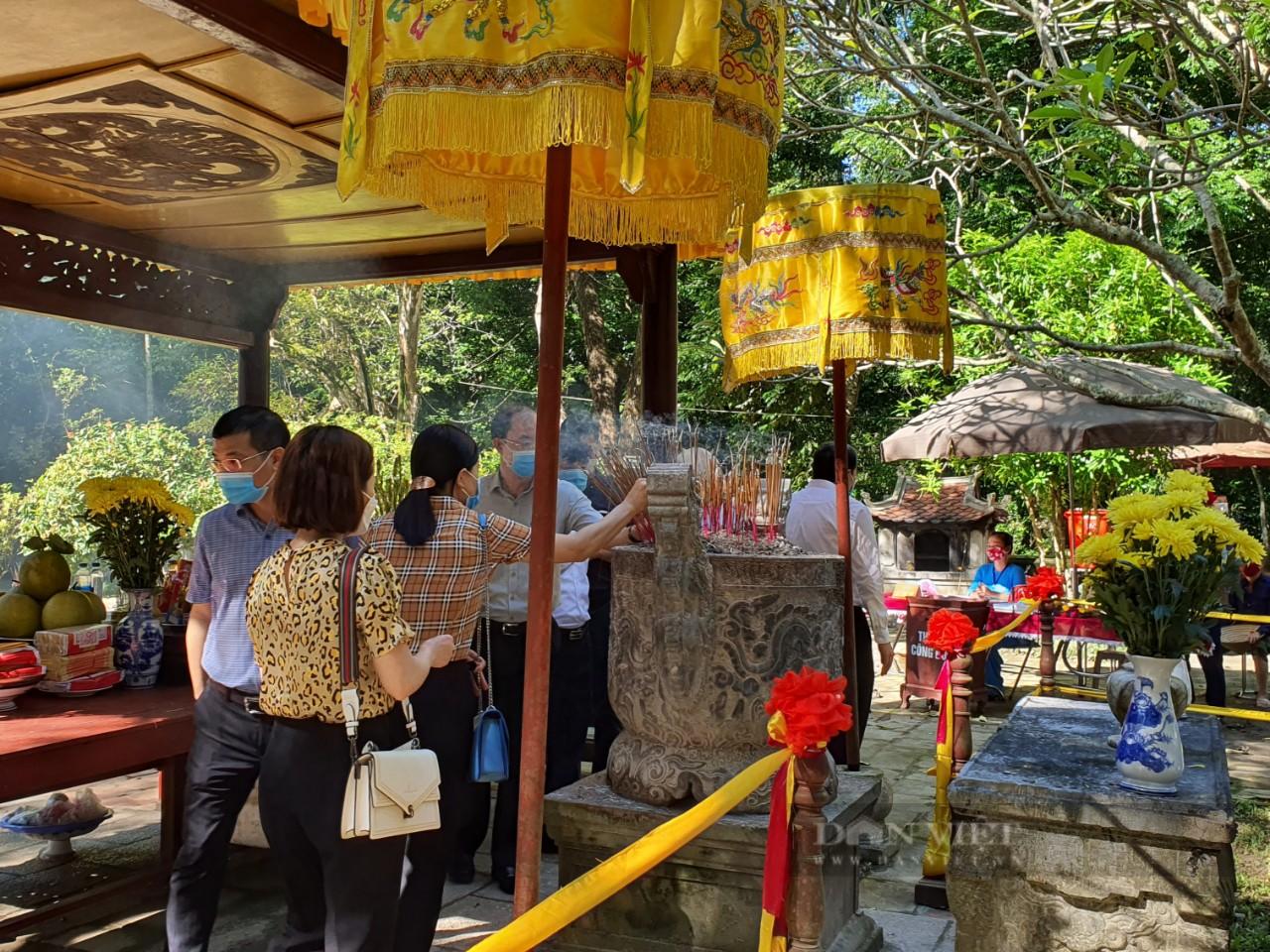 Lễ hội Lam Kinh 2021 không tổ chức phần hội, bảo đảm an toàn phòng chống dịch Covid-19 - Ảnh 3.