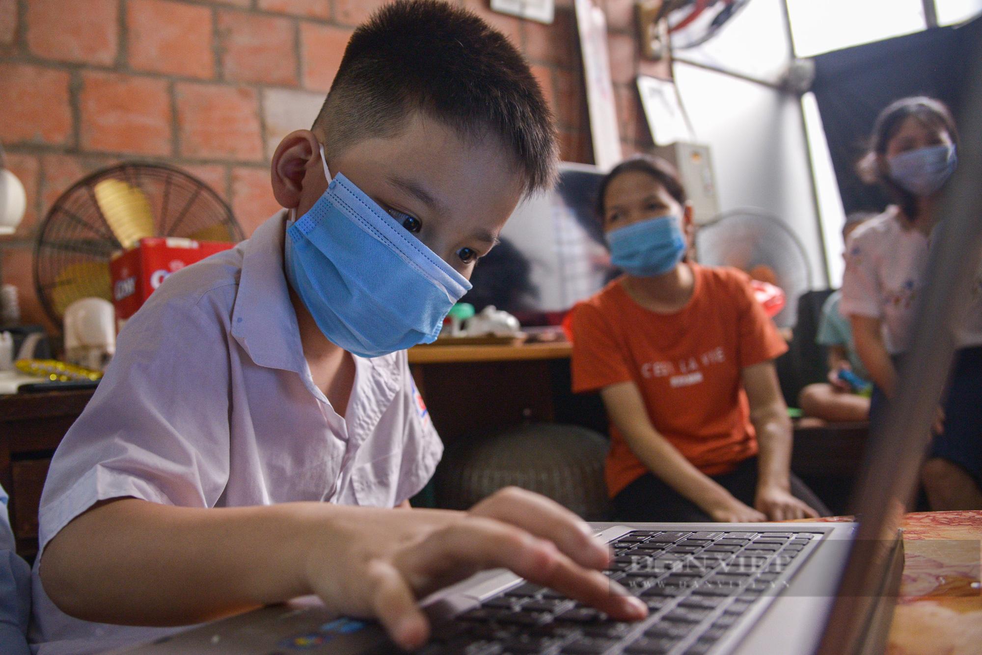 Hà Nội: Tặng máy tính cho trẻ em nghèo học online - Ảnh 5.