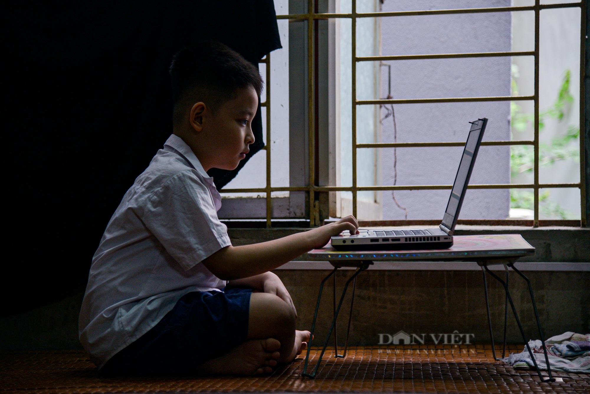 Hà Nội: Tặng máy tính cho trẻ em nghèo học online - Ảnh 10.