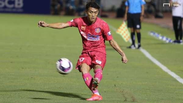 V.League 2021 bị hủy, cầu thủ Việt lao đao: Người thu gom phế liệu, kẻ làm công nhân - Ảnh 5.