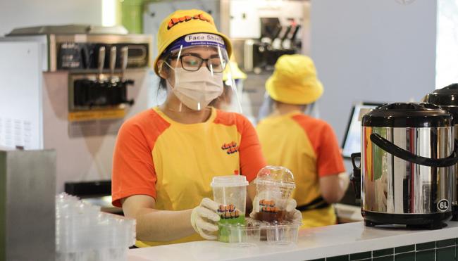 KIDO khởi động chuỗi đồ uống Chuk Chuk tại TP. HCM - Ảnh 1.