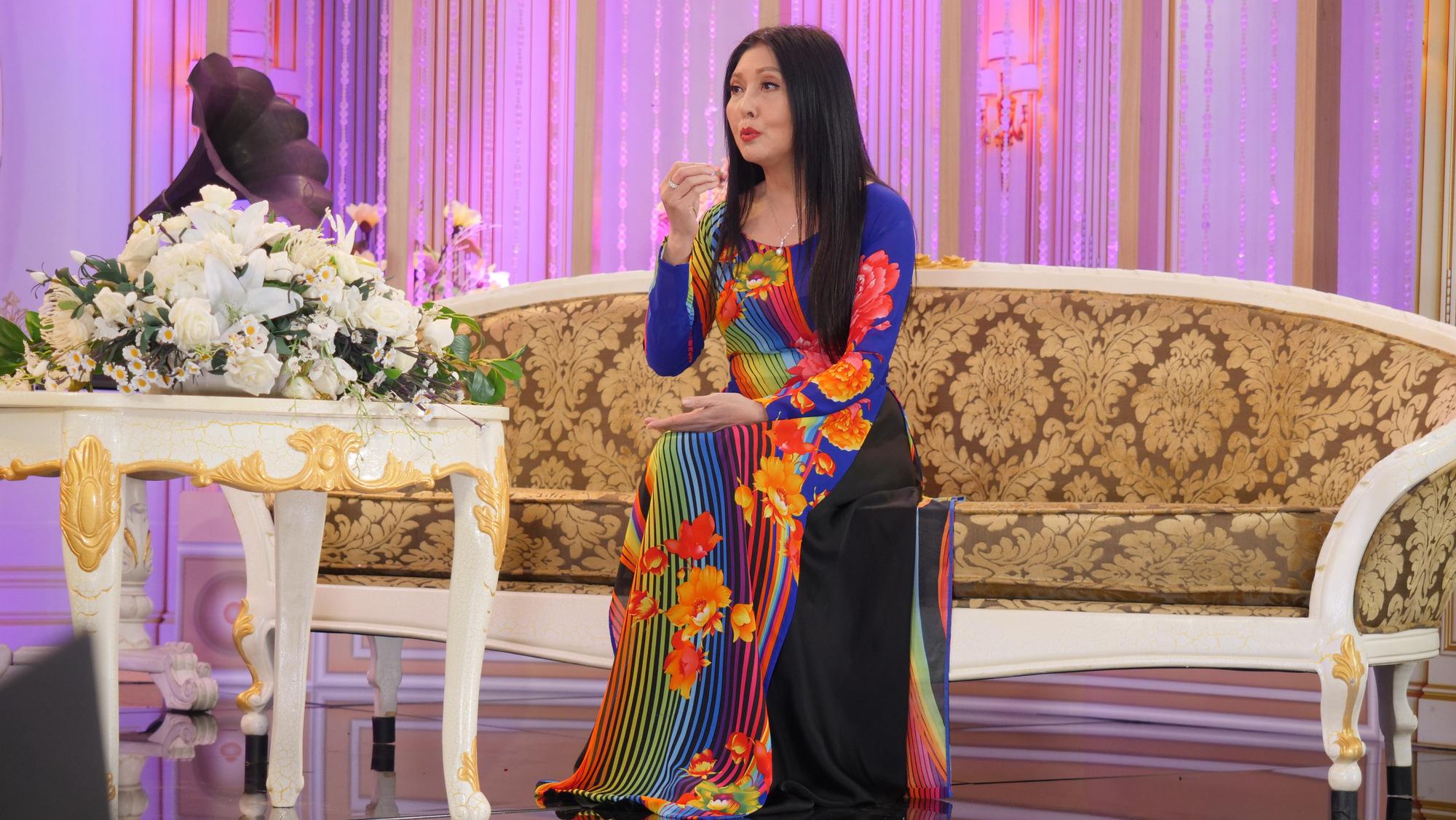 Bị mẹ cấm cản tình yêu, danh ca Phương Dung từng đến tu viện ở Quy Nhơn xin đi tu  - Ảnh 4.