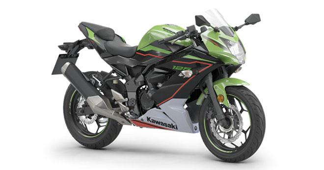 Kawasaki Ninja 125 2022 cập nhật màu sắc, trang bị động cơ mạnh mẽ - Ảnh 2.