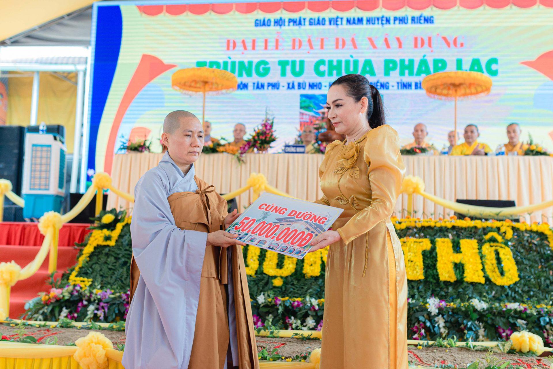 Mái ấm của ca sĩ Phi Nhung ở chùa Pháp Lạc, tỉnh Bình Phước: 13 con nuôi cùng mang họ Phạm - Ảnh 5.